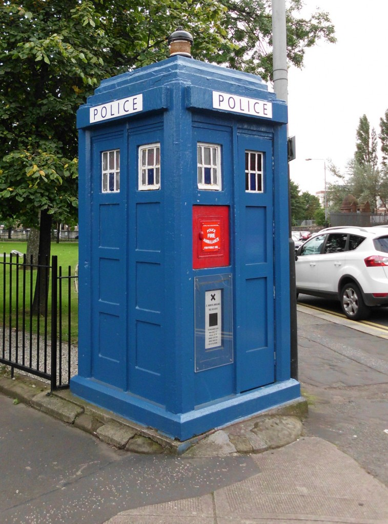 UK Police Box